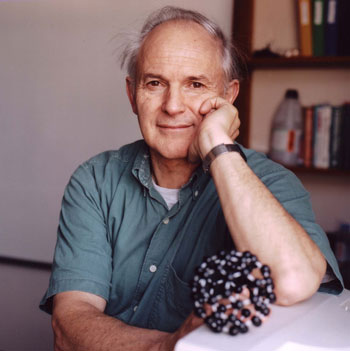 "Professor Sir Harold ""Harry"" Kroto, Ph.D., 1996 recipient of the Nobel Prize in Chemistry"