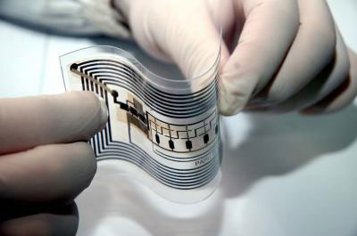 nanotechnology-based RFID tags