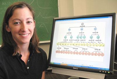 Danielle Bassett with