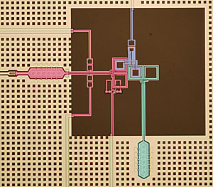 superconducting circuit