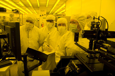 Researchers at ASU's NanoFab facility provide expertise to help businesss and industry take advantage of the latest technologies