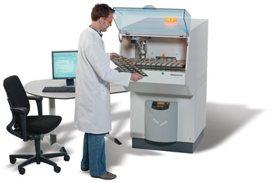 CubiX X-ray powder diffractometer