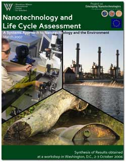 Nanotechnology and Life Cycle Assessment
