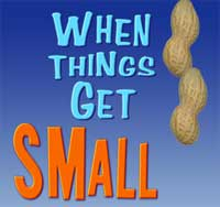 When things get small