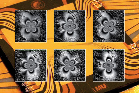 Atoms as sensors for microwave fields