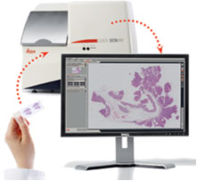 Ariol on Leica SCN400 combines leading scanning technology with advanced analysis experience