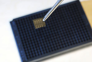 electronic microplate