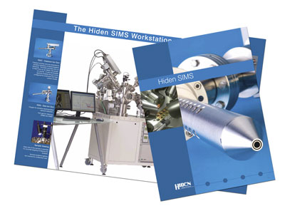 SIMS/SNMS Workstation brochure