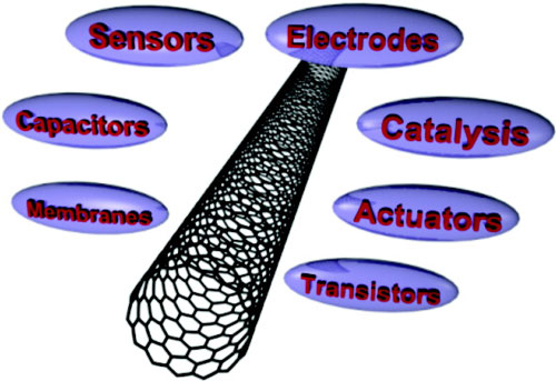 Emerging Applications of Carbon Nanotubes