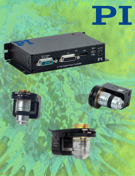 Fast Piezo Focusing devices