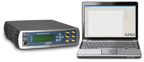 SPD_A_M2 all-in-one DUAL single photon counting module