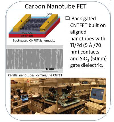 Biomimetic Fabricated Carbon Nanotube Synapse Material