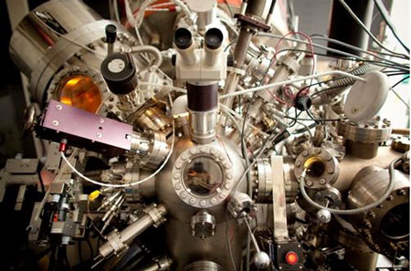 high-resolution X-ray photoelectron spectrometers