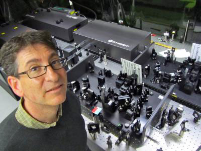 Andrew H. Marcus is a professor of chemistry at the University of Oregon