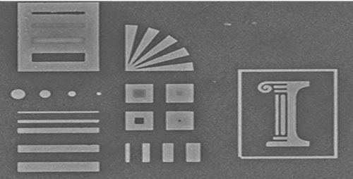 A glass stamp reproduces precise, nanometer-scale etchings in silver