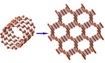 nanotube polymer structures