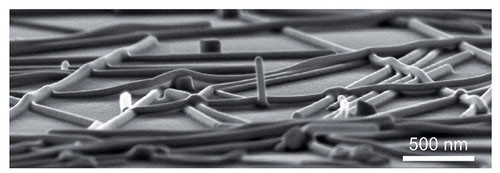 Plasmonically Welded Silver Nanowires
