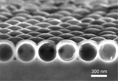 Nanoshell Thin-film Photovoltaic Cell