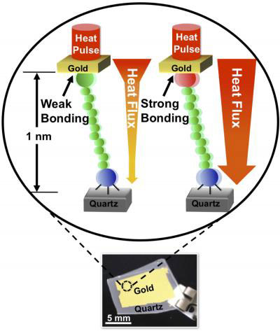 Atomic Heat Transfer