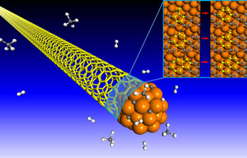 defects in carbon nanotube