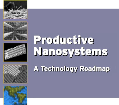 Nanotechnology roadmap for productive nanosystems