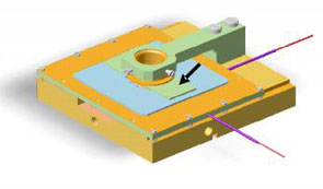 Schematic of the HistoMag magnetic microscope