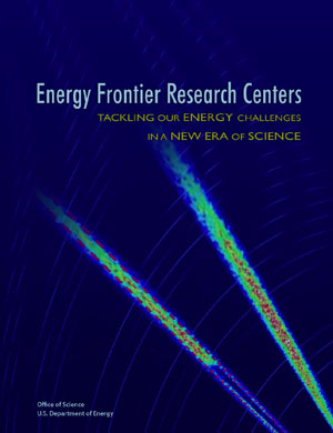 Energy frontier research center brochure