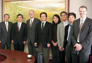 Photonics Advanced Research Center at Osaka University and SPIE sign cooperation agreement