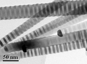 Controlling stripy nanowire growth can improve their electronic and optical properties