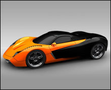 Marussia - revolutionary Russian sports car