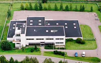 Picosun's new laboratory, R&D and production facility