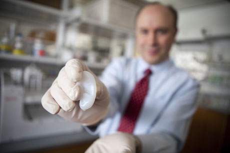 Bioengineered, 3D-printed ears win first place at World Technology Summit