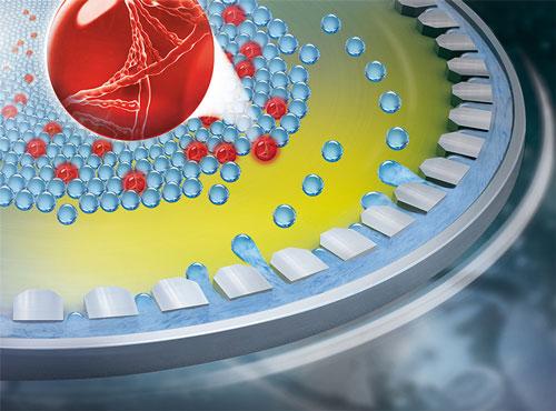 Thousands of droplets for diagnostics