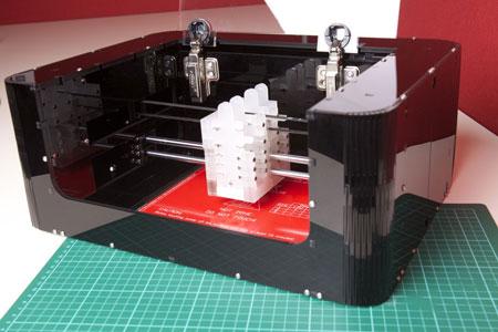Kickstarter launch for 3D circuit board printer