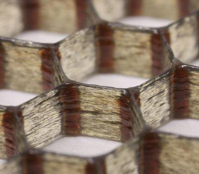 3d Printed Carbon Fiber Epoxy Honeycombs Mimic The