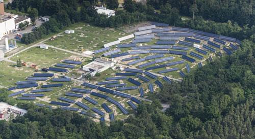 Super Largest German Solar Power Storage Park Largest Home Design Picture Inspirations Pitcheantrous