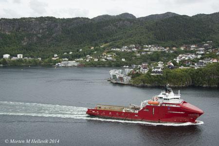 hybrid vessel