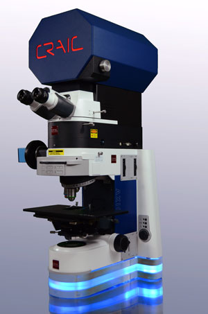20/20 Perfect Vision spectrometer