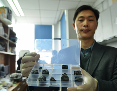 Carbon aerogel is the world's lightest material