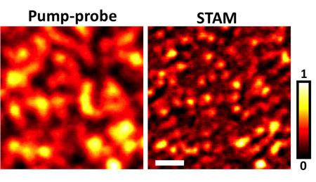 Super-resolution' microscope possible for nanostructures