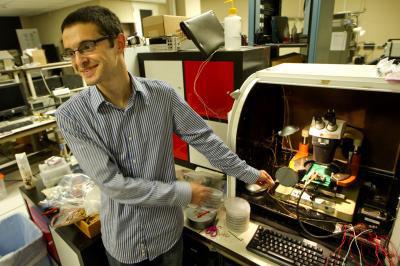 Nanotechnology engineers build first carbon nanotube computer
