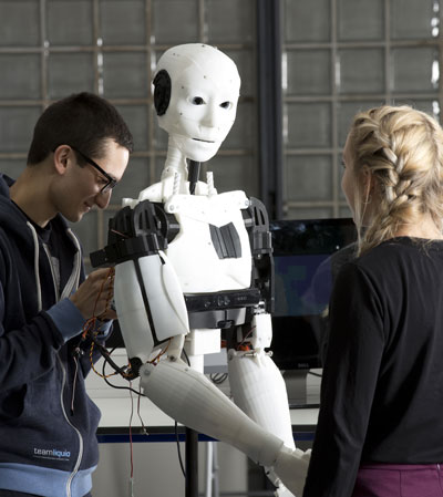 the relationship between humans and robots Conceptions about the relationships between humans and robots  that the relationship between the humans and the robots can be  redshift authors.