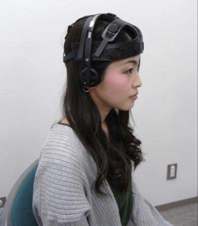 Brain Music EEG Headset