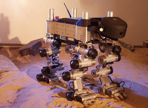 Hi-tech magnetic sensors help rovers roam around Mars