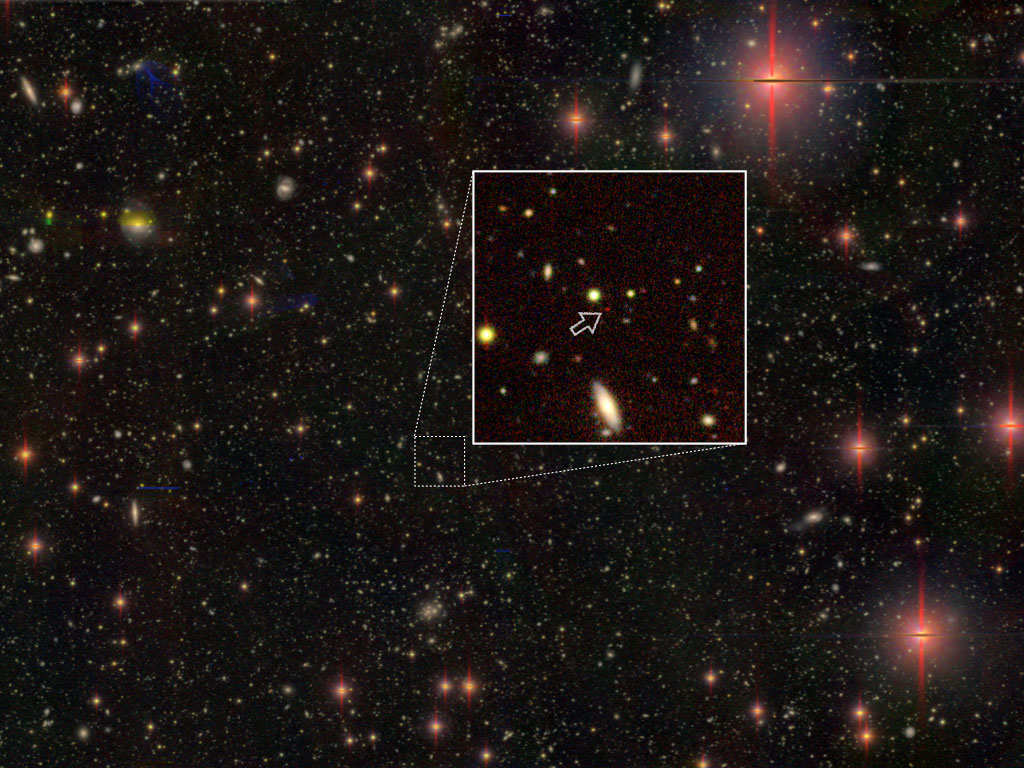 ee000ff7e20b Old black holes in a young universe