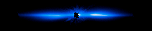 A debris disk, which includes comets, asteroids, rocks of various sizes, and plenty of dust, orbits the star Beta Pictoris  - id58483 1 - James Webb Space Telescope to explore a neighboring, dusty planetary system