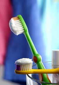 Nanotechnology toothpaste