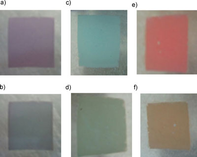 Electrophoretic colored ink display cells