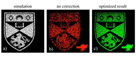 Novel aberration correction opens up new perspectives for optical micromanipulations