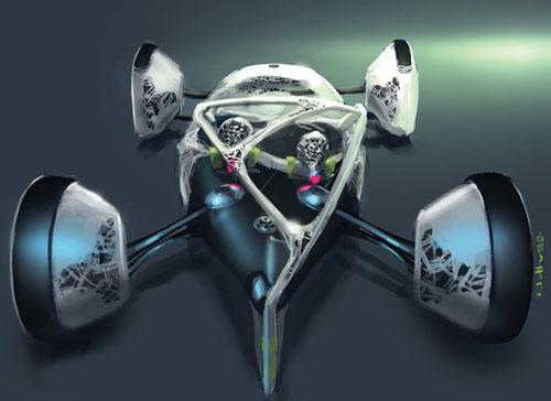 Volkswagen Nanospyder